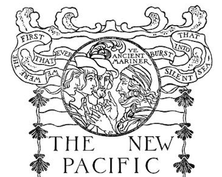 The New Pacific frontispiece
